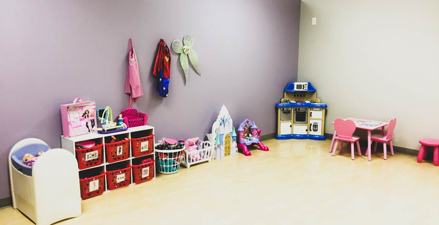 gym with childcare waterloo