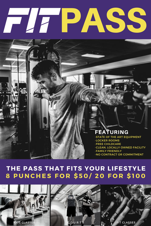 fit gym specials