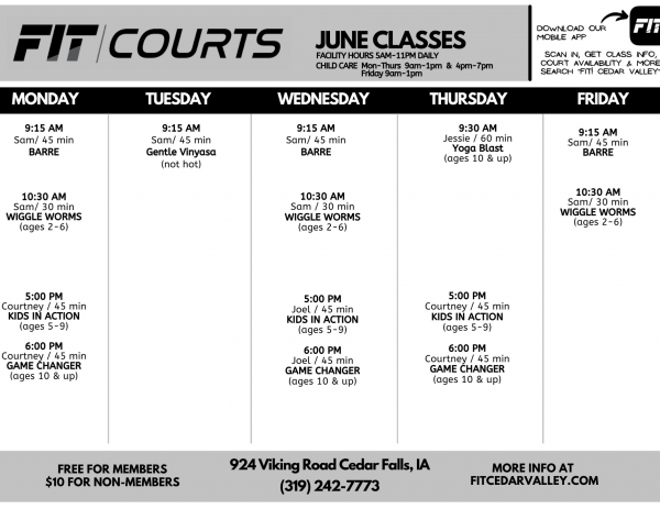 2021 FIT COURTS Class Schedule(2) (1)